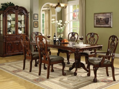 Russias Formal 7PC Dining Set