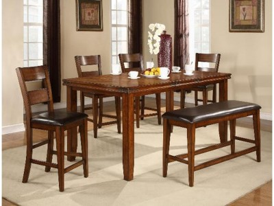 Cicero - 5PC - Counter Height Table Set