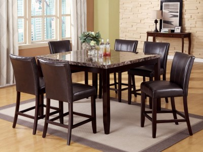 Aymara - 5PC - Counter Height Table Set