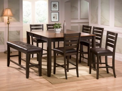 Herriot - 5PC - Counter Height Dining Set