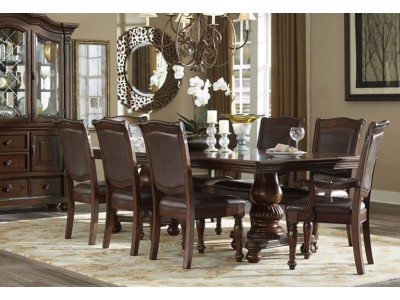 William Formal Dining Table Set