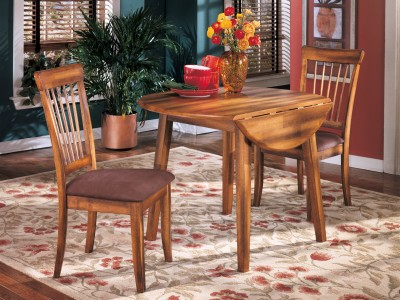Stanford - Round Dining Table Set