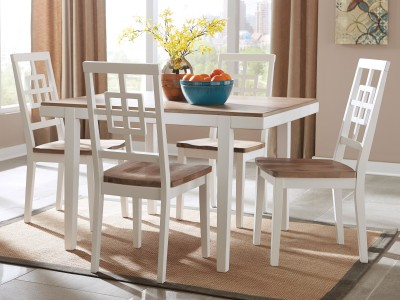 Brovada Dining Table Set
