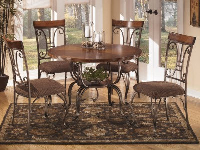 Spring - Round Dining Table Set