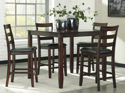 Stellar -  Counter Height Table Set