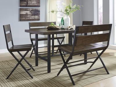 Kavara Counter Height Table Set