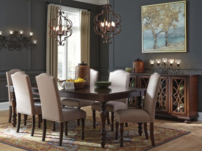 Baxenburg Dining Table Set