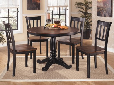 Susan - Round Dining Table Set