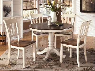 Bavaria - Round Dining Table Set