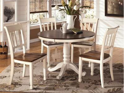 Bavaria - Round Dining Table Set
