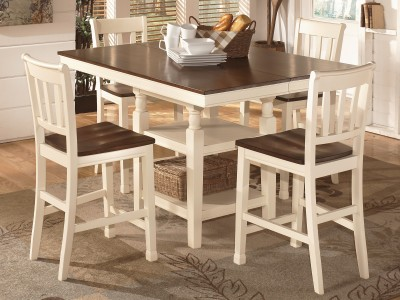 Bavaria - Counter Height Table Set