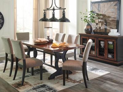 Zeni - Dining Table Set