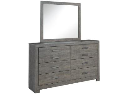 Blake Grey -  Dresser & Mirror