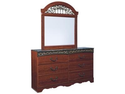Liverpool Estate - Dresser & Mirror