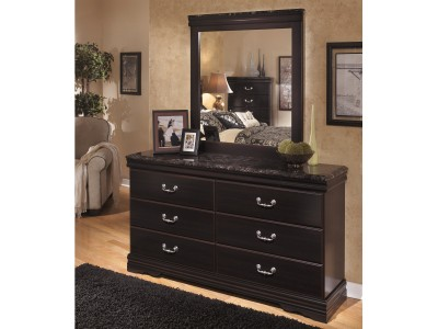 Esmeralda - Dresser & Mirror