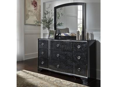 Nesty - Dresser & Mirror