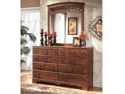 Timberland - Dresser & Mirror