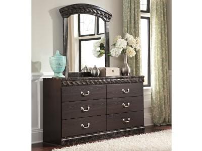 Rachel - Dresser and Mirror