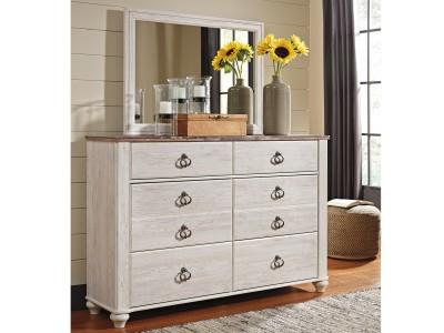 Marie - Dresser & Mirror