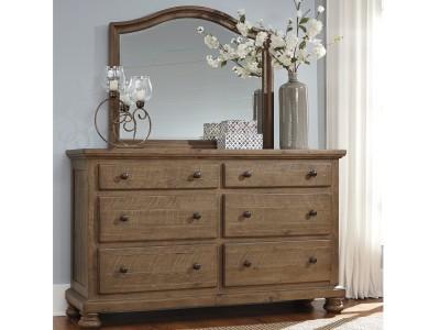 Star - Dresser & Mirror