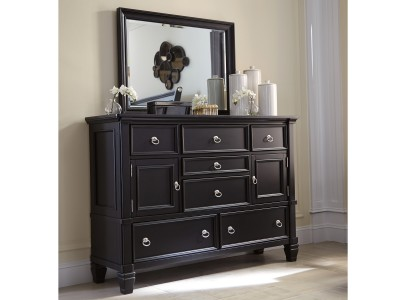 Paris Collection - Dresser & Mirror