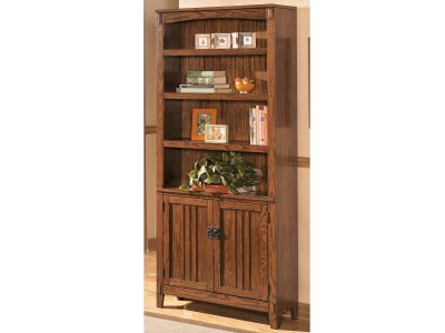 Cross Island Office Small Bookcase