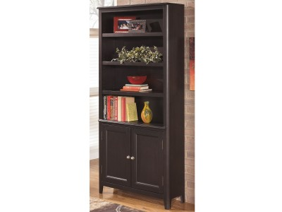 Carlyle Office Large Door Bookcase