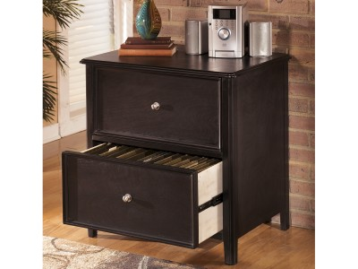 Carlyle Office Lateral File Cabinet