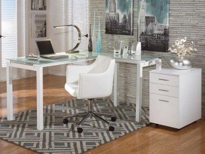 Baraga Office Adjustable Height Desk