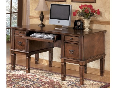 Hamlyn Office Storage Leg Desk