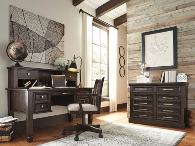 Townser Office Credenza