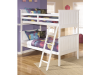 Lulu White Bunk Bed