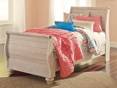 Marie - Kids Sleigh Bed
