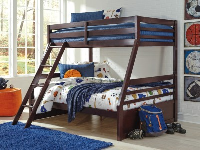 Halanton Twin/Full Bunk Bed