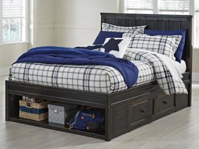 Sanzon - Full Storage Bed