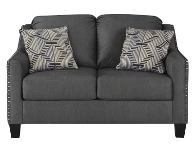 Marcelo - Graphite Loveseat