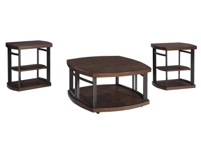 Challiman Occasional Table Set