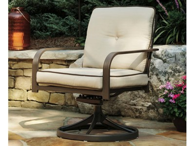 Predmore Swivel Rocker Lounge Chair