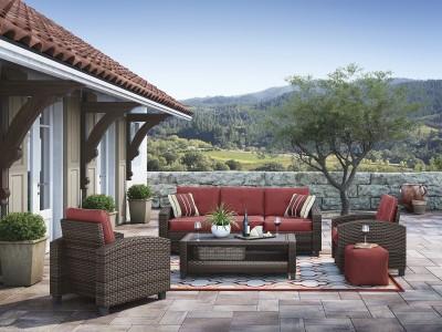 Grassland Outdoor Sofa Set