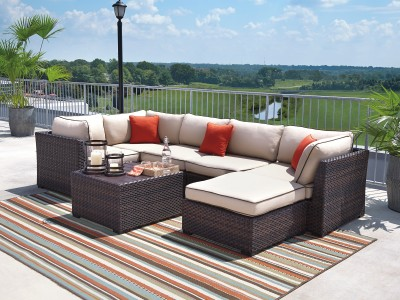 Renway Outdoor Sectional