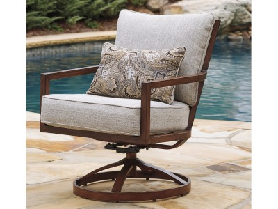 Zoranne Swivel Rocker Lounge Chair