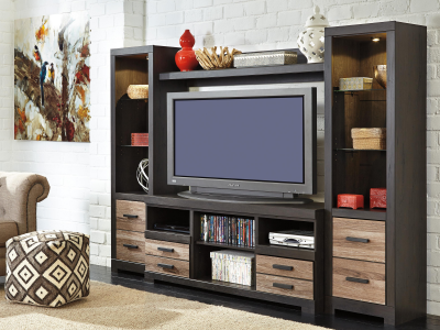 William -  Entertainment Center