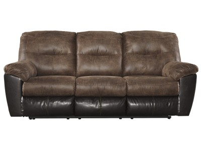 Chocolate - Reclining Sofa