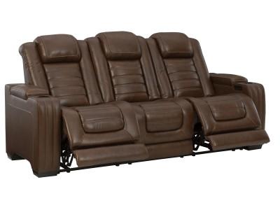 Backtrack - PWR REC Sofa with ADJ Headrest