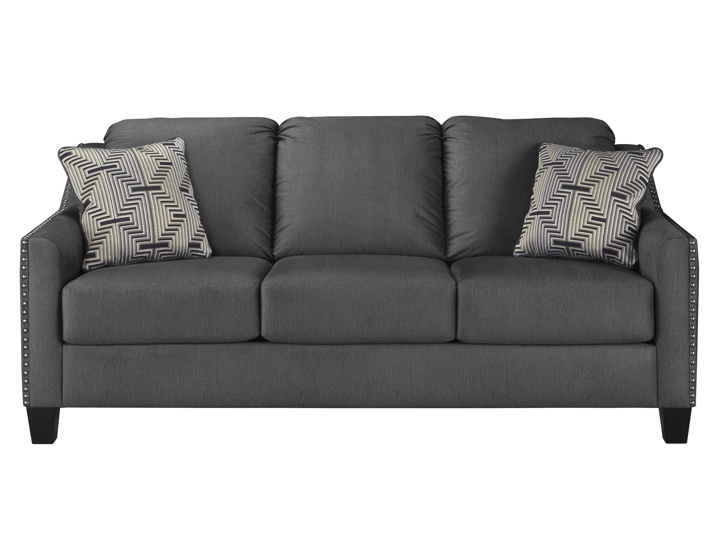 Marcelo   Graphite Sofa