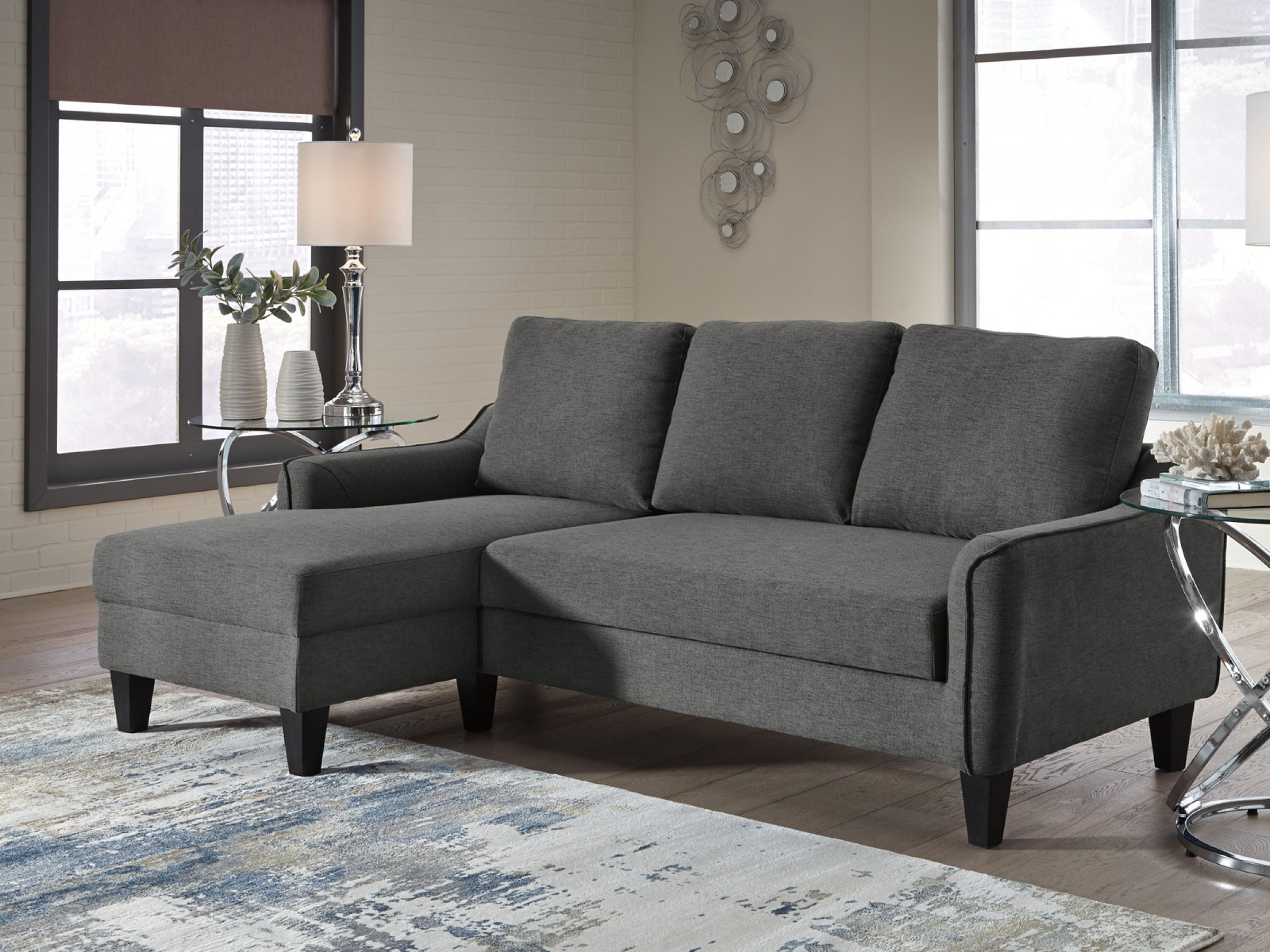 Ashley Jarreau Sofa Chaise Sleeper 77a115027177 77a115022077 77a115037177 77a115032077