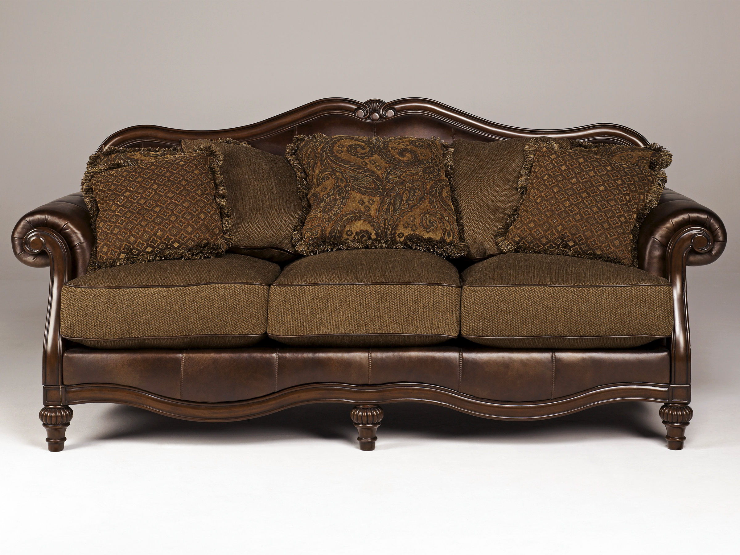 Claremore Antique Sofa ...