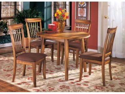 Barrier - Dining Drop Leaf Table
