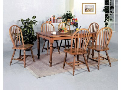 Farm House - 5PC - Dining Table Set