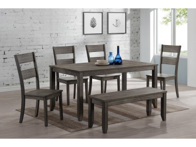 Charles 5 Pc Dining Table Set